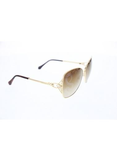 Roberto Cavalli Güneş Gözlüğü Altın